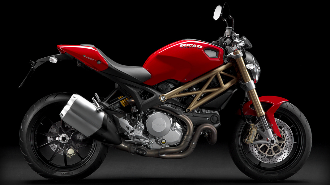 DUCATI MONSTER 1100 EVO ABS - CARNET A2