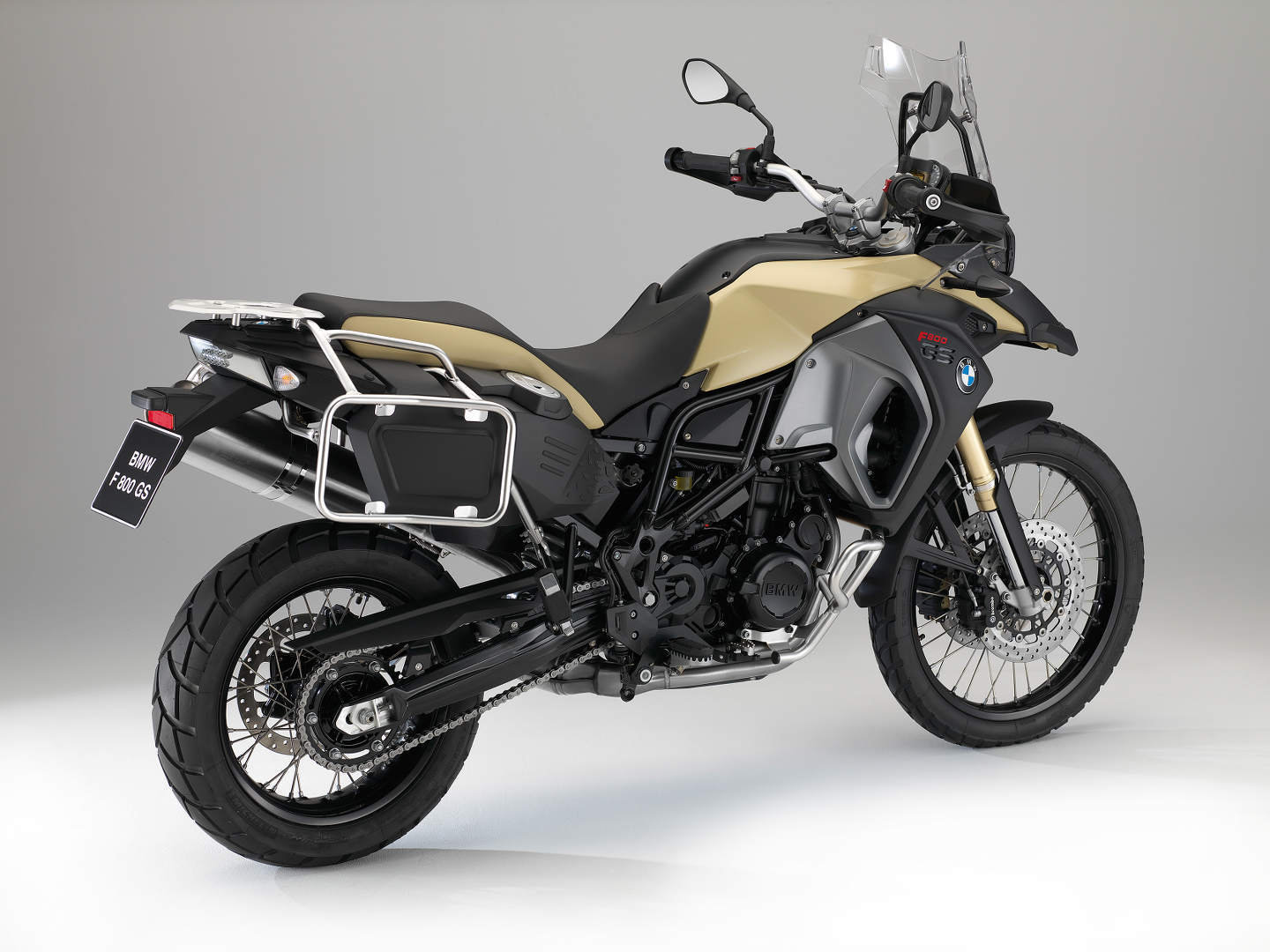 BMW F800 GS Adventure 35kw - CARNET A2